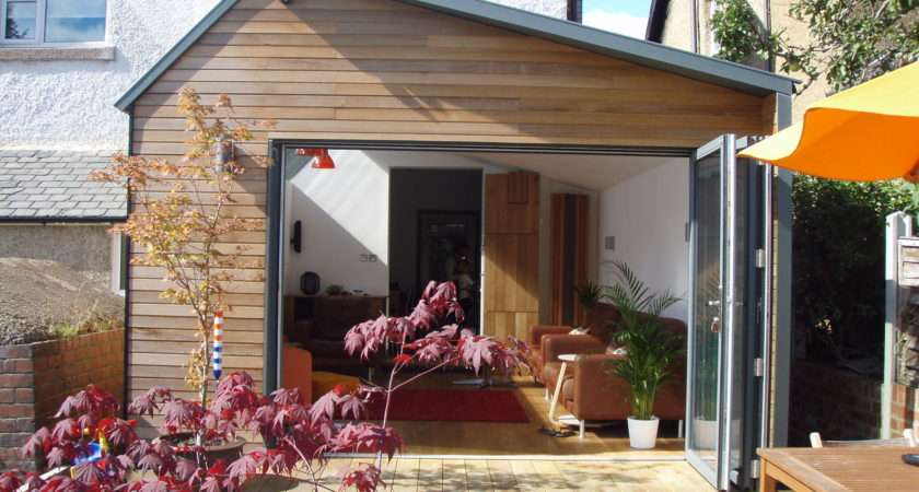 Sms Timber Frame Contemporary Garden Room