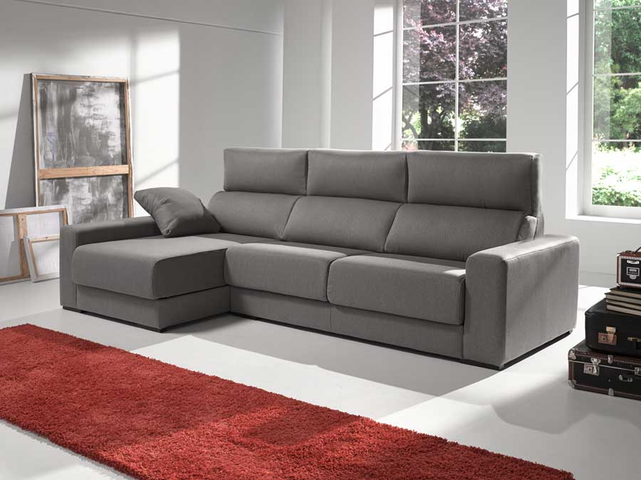 Sofa Chaise Large Seater