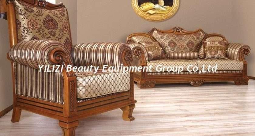 Sofa European Style Sitting Room Furniture Lounge