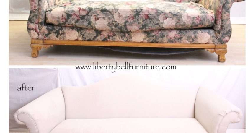 Sofa Reupholstering Liberty Bell Furniture Repair