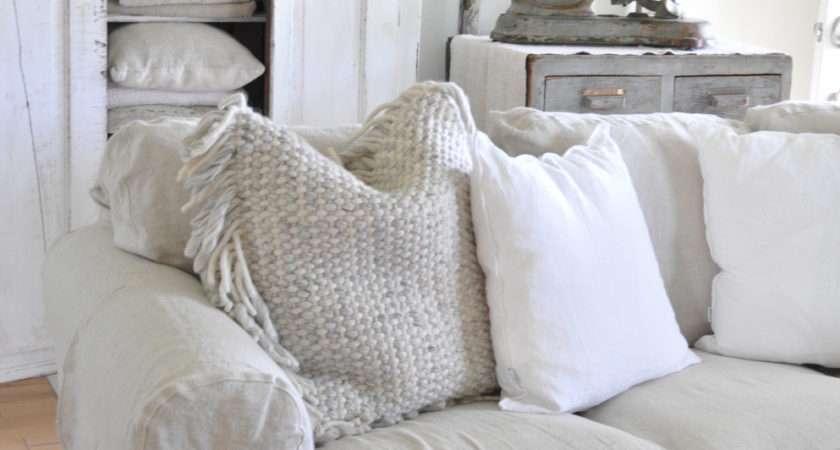 Sofa Slipcovers Becky Farmhouse