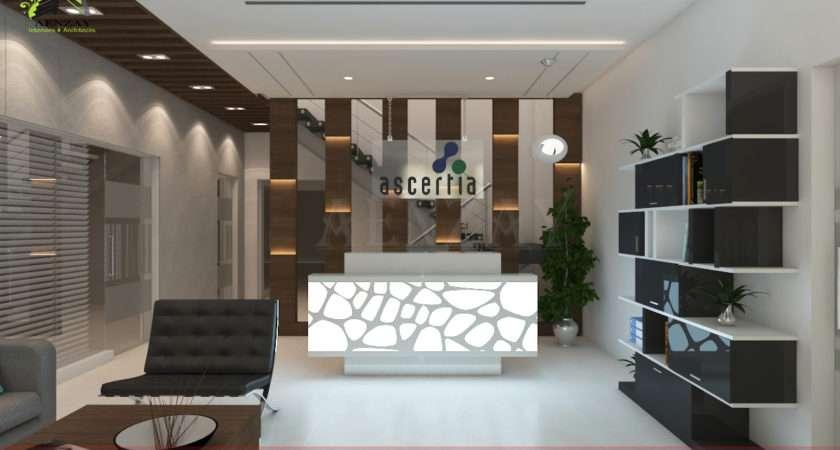 Software House Reception Area Designed Aenzay