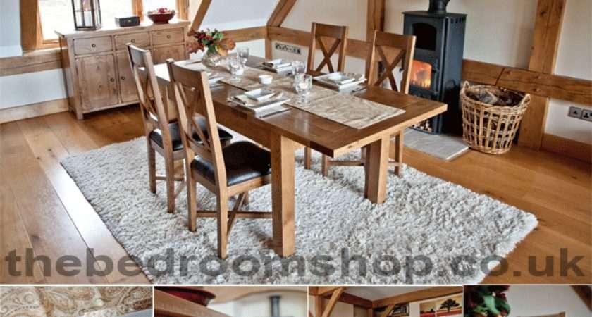 Solid Oak Lounge Furniture Wigan