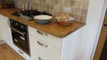Solid Oak Worktops Stave Natural