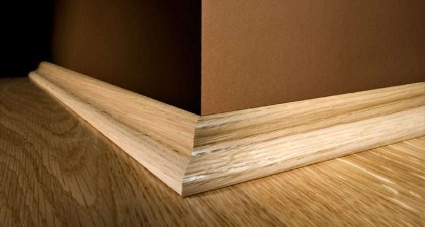 Solid Skirting Board Skirtings Add Perfect Touch