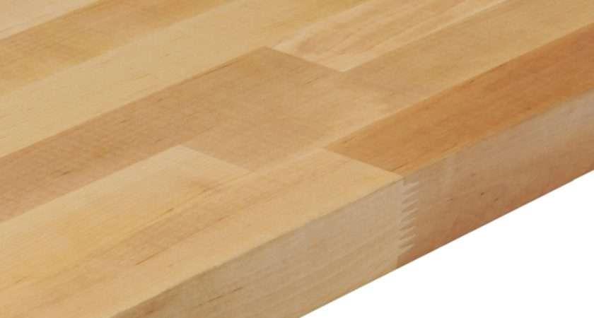 Solid Wood Birch Square Edge Worktop