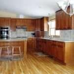 Some Rustic Modern Day Kitchen Floor Tips Interior