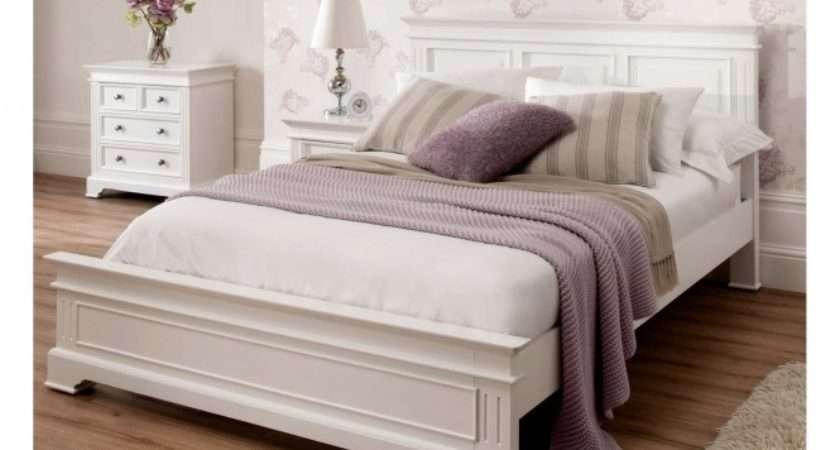 Sophia Bed Double Mattress Bundle Deal