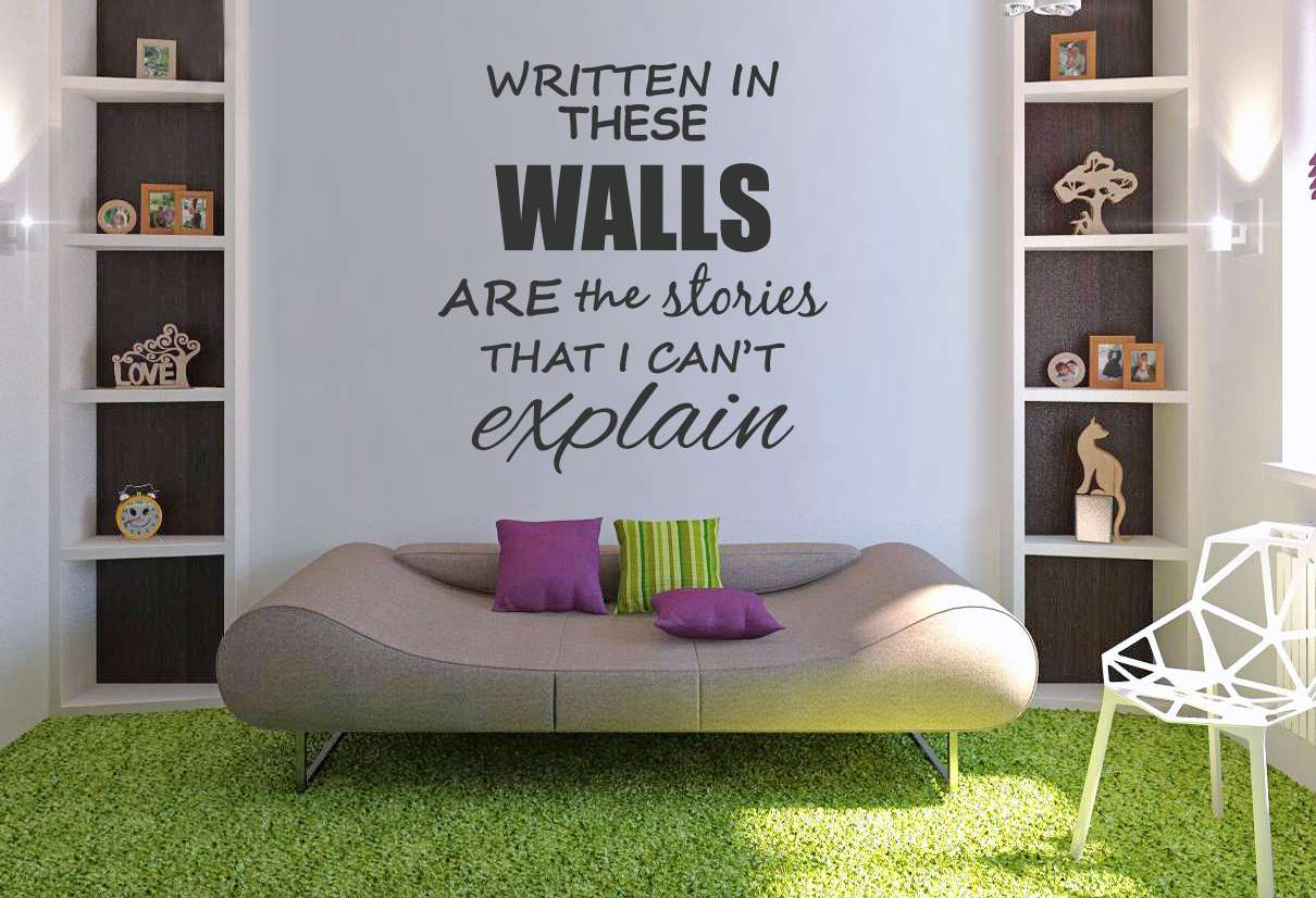 Exceptionnel Sophie Jenner Wall Stickers One Direction Lyrics