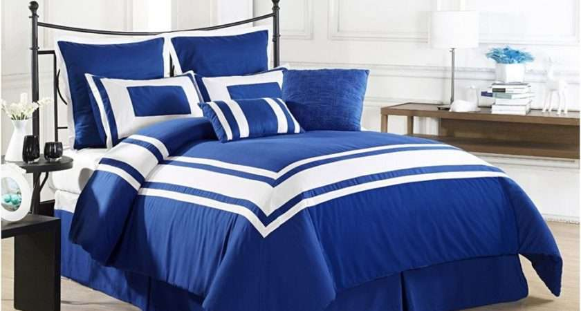 Sophisticated Blue Bedroom Decor Amazing Look Navy