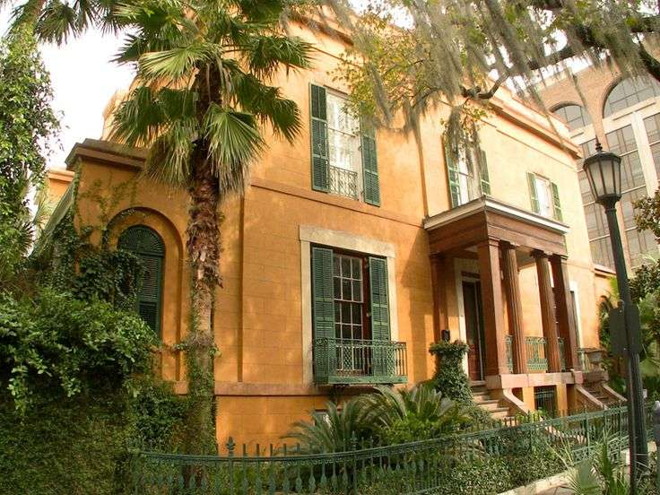 Sorrel Weed House Most Haunted Places