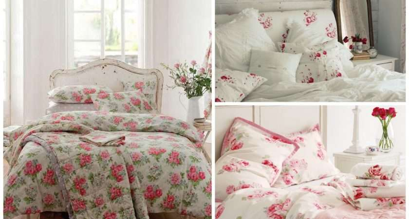 Source Left Cath Kidston Top Cabbages Roses Bottom Lauraashley