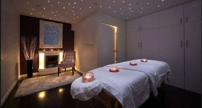 Spa Ideas Treatment Room Pinterest