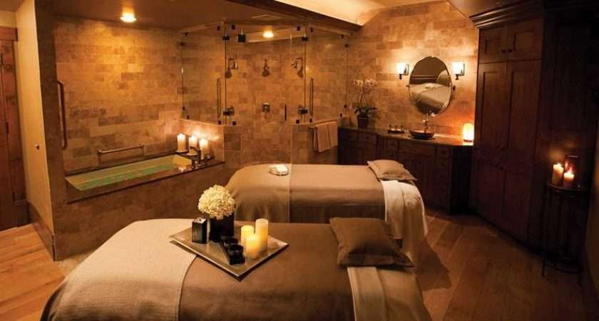 Spa Treatment Room Ideas Create Comfort Relax Home