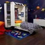 Spaceship Sleep Mode
