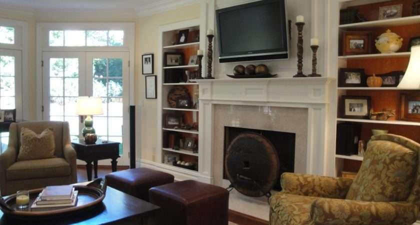 Spacious Mansion Living Room Ideas