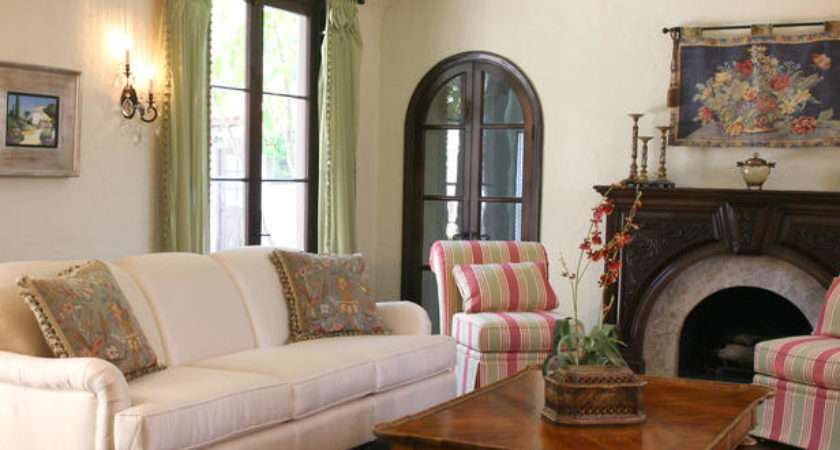 Spanish Decor Ideas Decorating