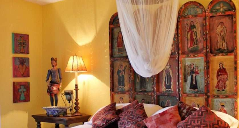 Spanish Inspired Rooms Hgtv