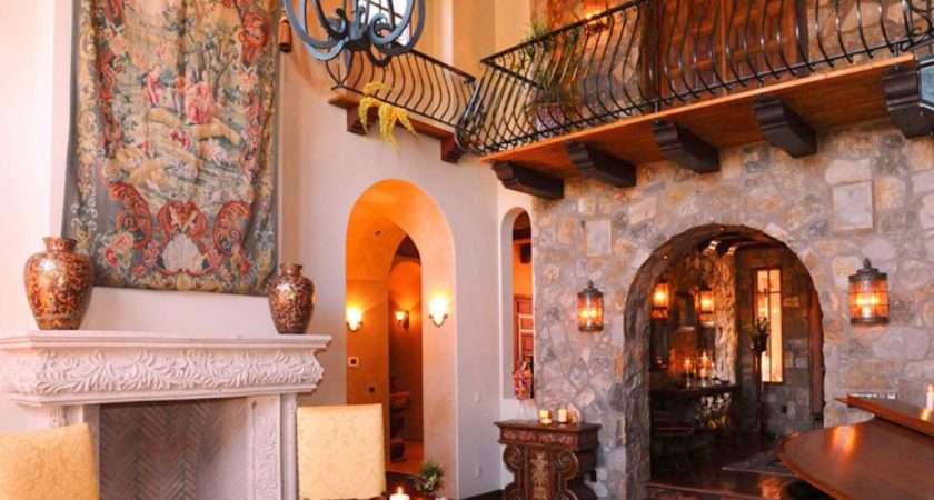 Spanish Style Decorating Ideas Interior Design Styles