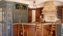 Spanish Villa Style Kitchens Home Design Decor Reviews