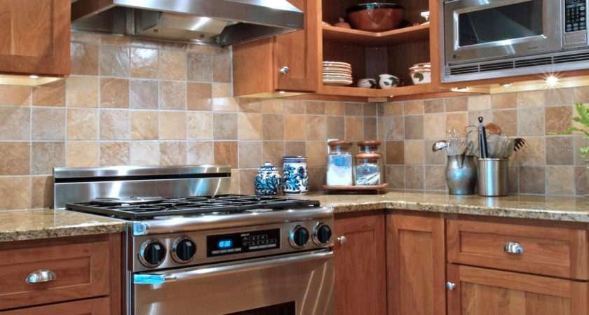 Spice Your Kitchen Tile Backsplash Ideas