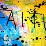 Splatter Paint Wall Ideas Bedroom Theme