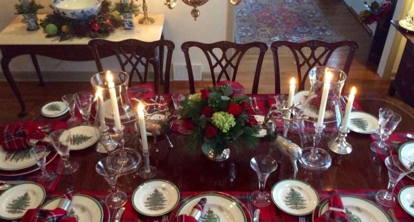 Spode Christmas Tree Tradition Glam Pad