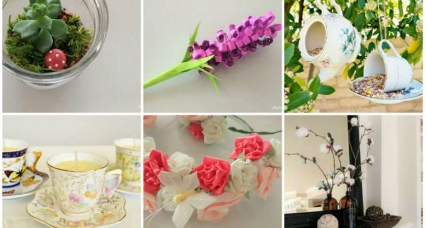 Spring Craft Ideas Adults Diy Inspired