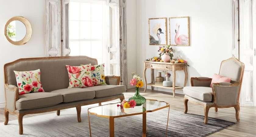 Spring Living Room Decorating Ideas Peenmedia