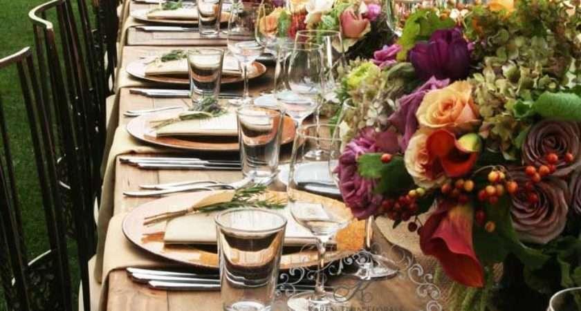 Sta Country Table Settings Erna Pinterest