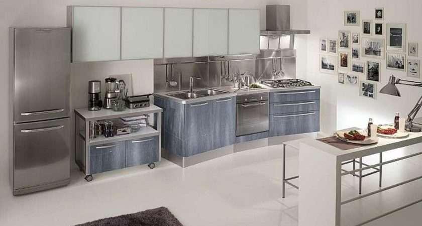 Stainless Steel Kitchen Cabinets Ikea Wood Backsplash Design Oak Types