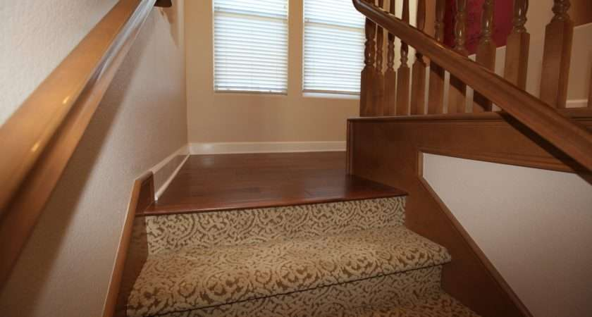 Stair Landing Flooring Ideas Floor Plans