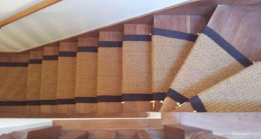 Stair Runner Coir Panama Natural Wholesale Carpets