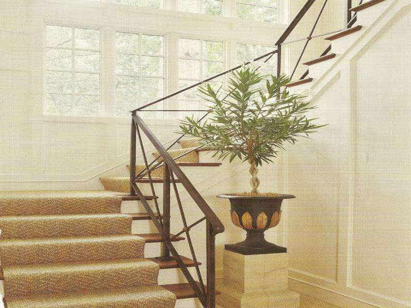 Stair Runner Ideas Natural Fiber Carpet Painting Stairs