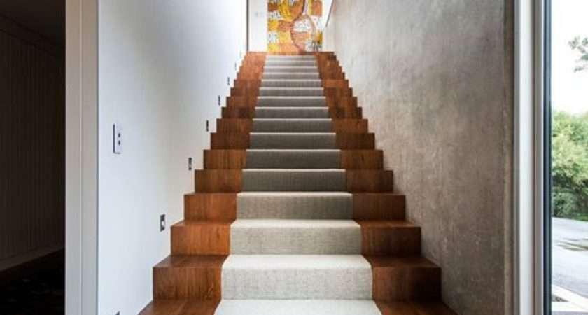 Stair Runner Ideas Remodel Decor