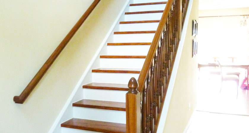 Staircase Make Over Part Finishing Touches
