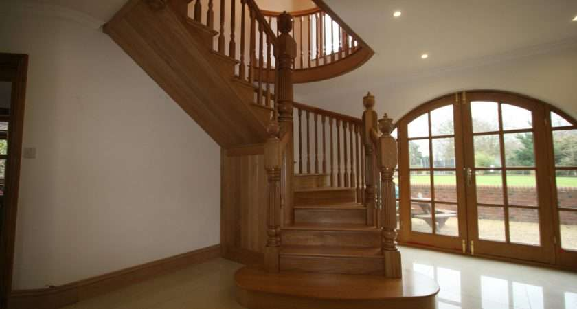 Staircases Stair Maker Manufacturer Grand Staircase