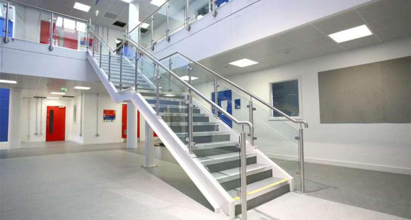 Stairs External Internal Feature Helical