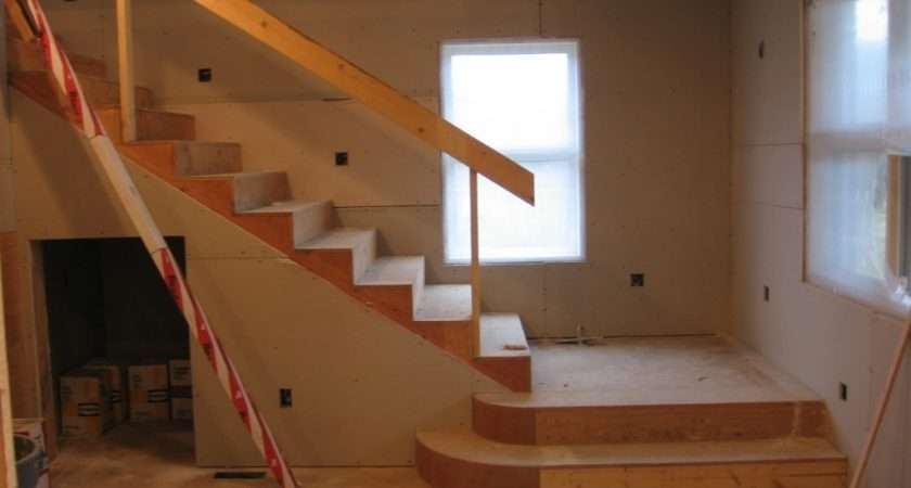 Stairway Nearing Completion