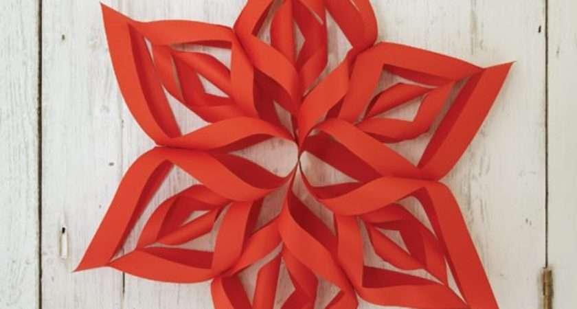 Star Make Christmas Decorations Housetohome