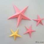 Starfish Origami Star Bloomize