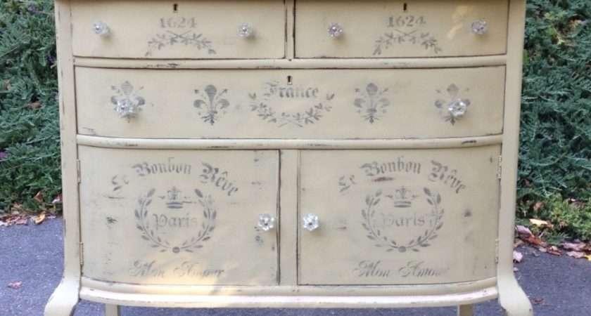 Stencil Attic Door Blog