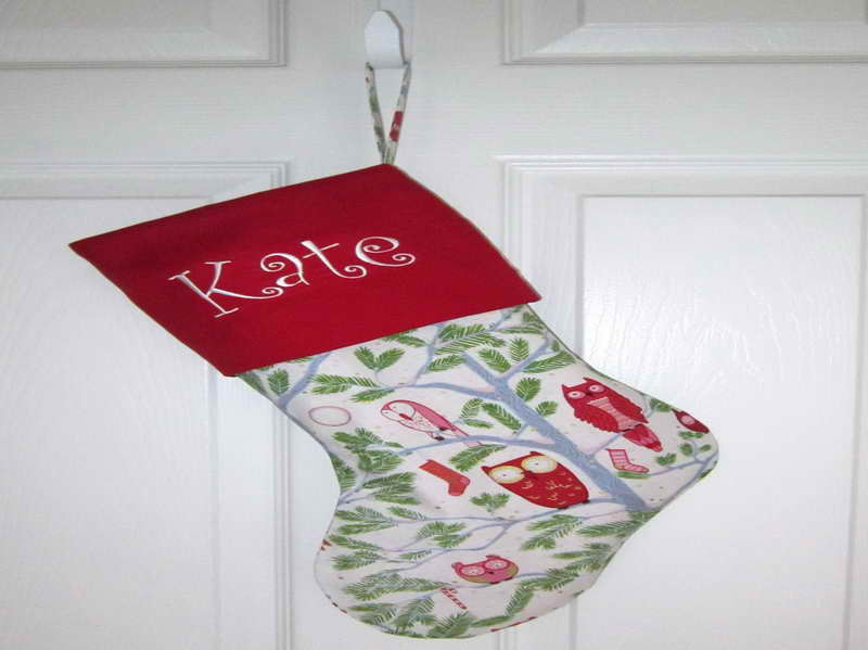 Stockings Decoration Ideas Christmas Stocking Handmade