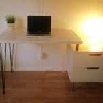 Stolmen Hairpin Leg Desk Ikea Hackers