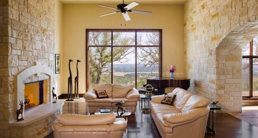 Stone Living Room