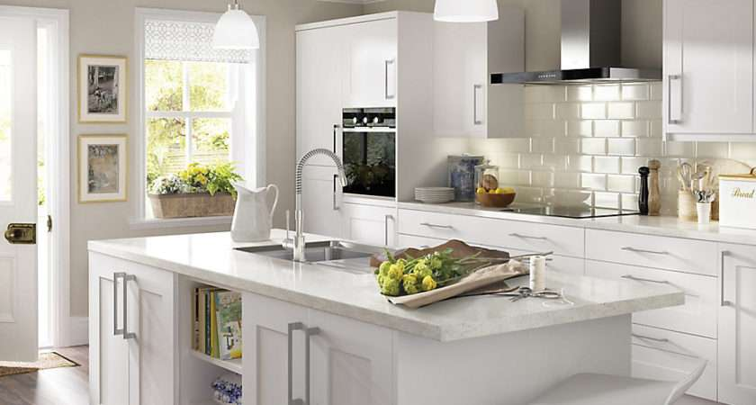 Stonefield White Classic Style Diy