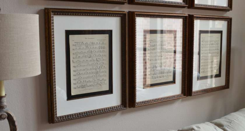 Stonegable Tutorial Tips Tidbits Framed Music