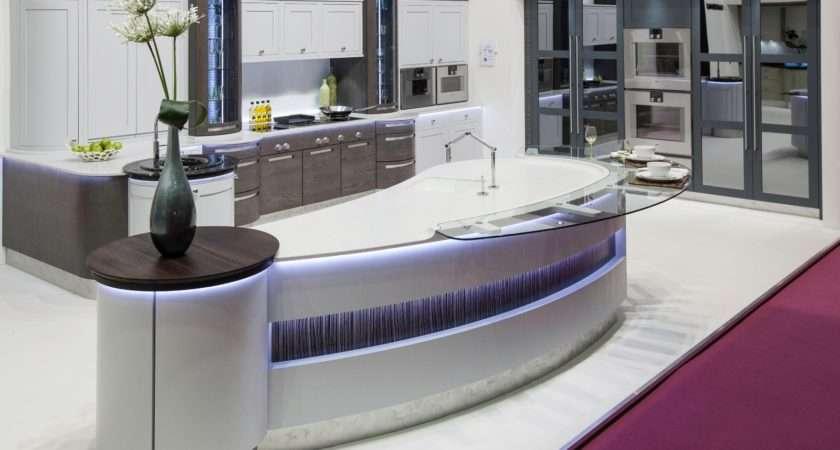 Stoneham Kitchens New Designs Displayed Grand Live