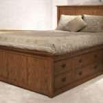 Storage Bed Drawer Unit