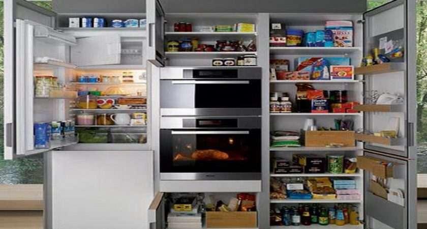 Storage Ideas Modern Kitchen